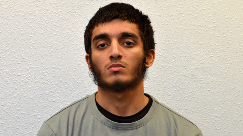 Teenage jihadist jailed for life over London bomb attack plot on 9/11 anniversary