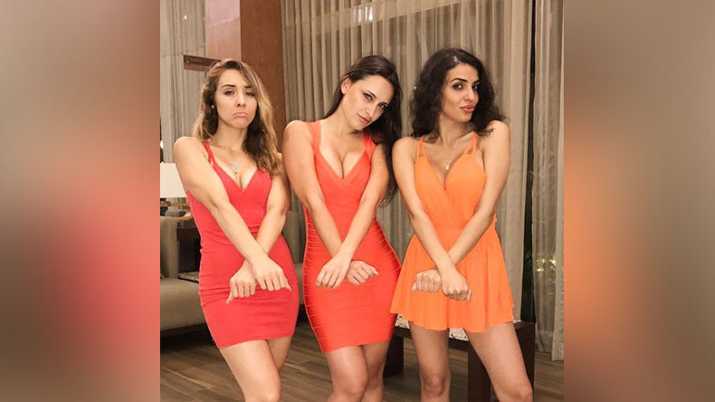 No bunny business! 3 Playboy models arrested in Mexico for working illegally
