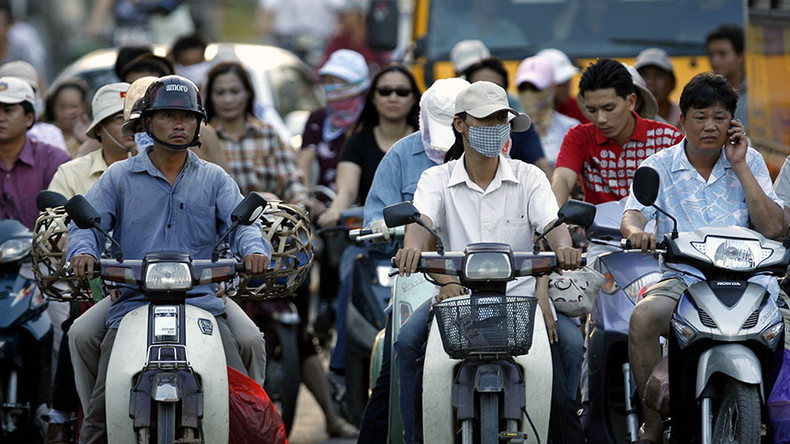 Vietnamese capital to banish motorbikes by 2030