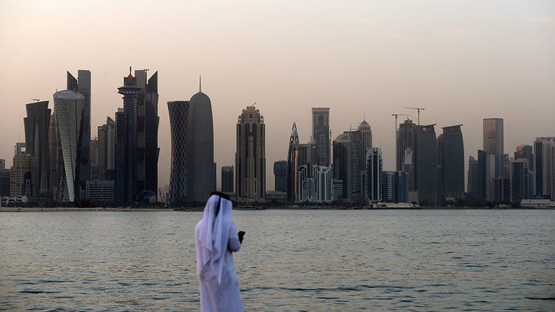 Moody's downgrades Qatar rating outlook as crisis deepens