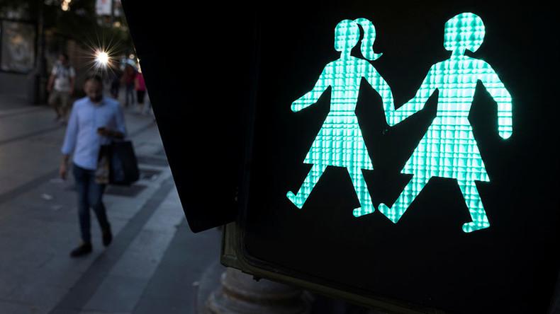 Stockholm to splash out $12k on 'same-sex' traffic lights for Pride festival