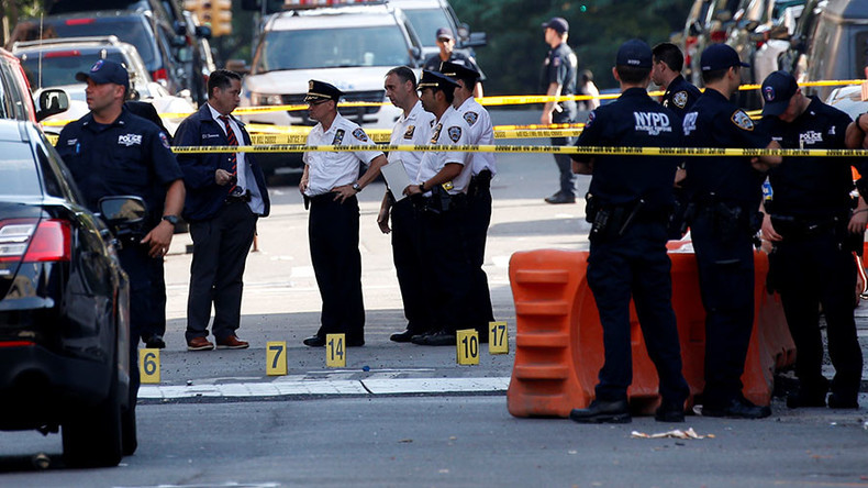 New York police officer shot and killed in 'unprovoked attack'