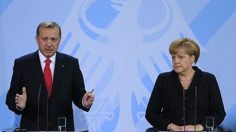 Germany is 'committing suicide' by not allowing me to speak to Turks during G20 – Erdogan