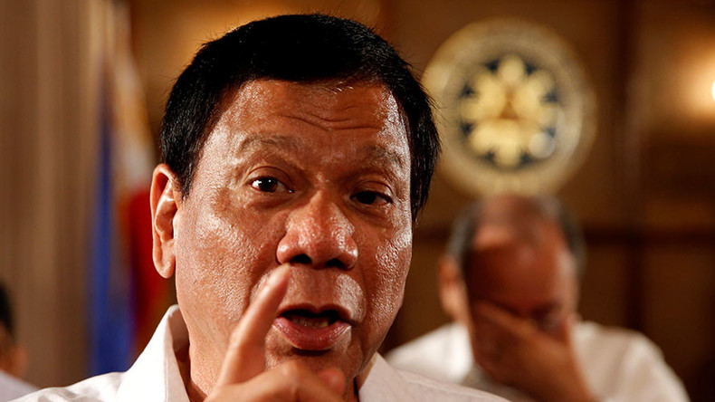 'I'll eat your liver': Duterte vows to punish Islamist terrorists for beheading sailors