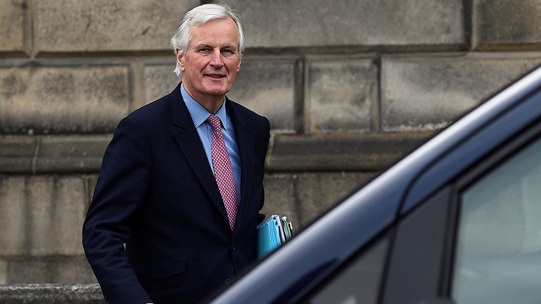 Top EU negotiator warns Britain won't enjoy 'friction-free trade' after Brexit