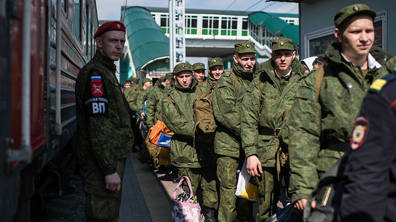 Duma approves 10-year ban on civil service for draft dodgers