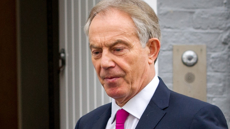 Blair accuses BBC of 'putting words into mouth' of Iraq War report author Chilcot