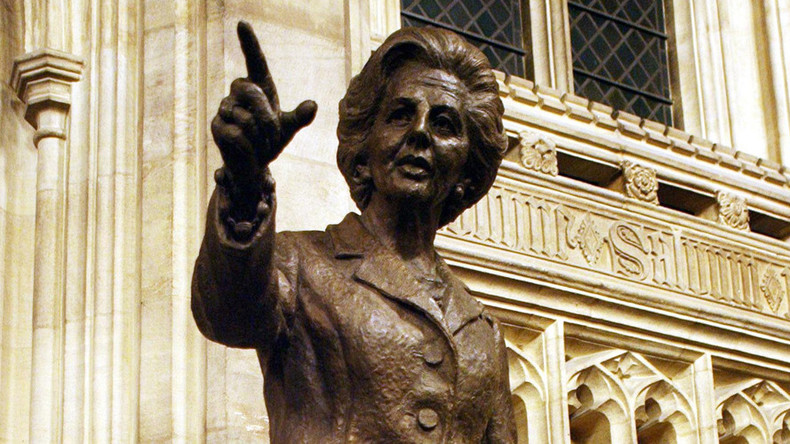 Thatcher monument rejected by govt after residents, family complain