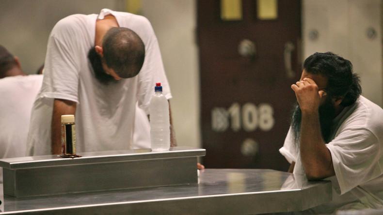 How to make Gitmo prisoners love America? Stop them watching RT
