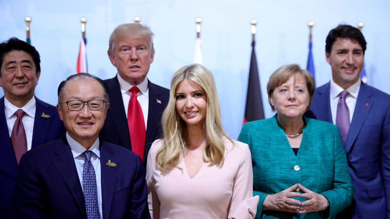 Ivanka Trump sits in for dad Donald at G20 leaders meeting (PHOTOS)