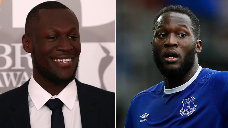 Irish paper's Lukaku gaffe taking Twitter by Stormzy
