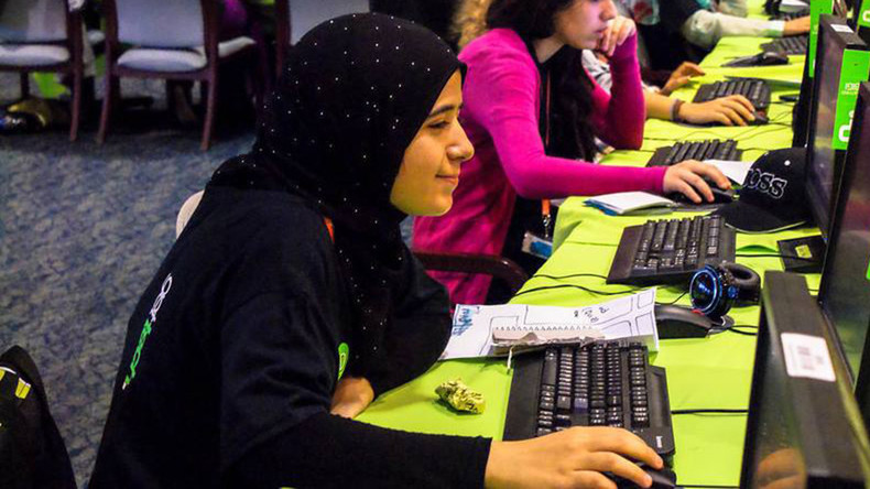 State Dept welcomes 'TechGirls' from some Muslim countries, but bars others
