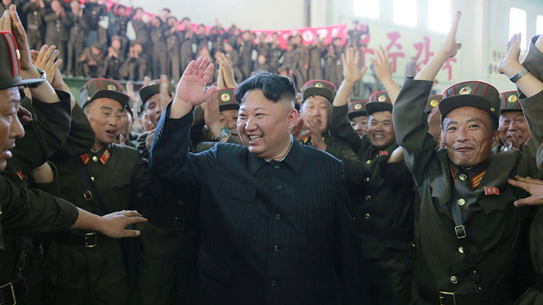 North Korea unlikely to have ICBM technology, South intel says as Kim celebrates launch