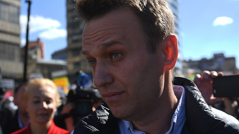 Justice Ministry denies seeking to turn Navalny's conditional sentence into jail term