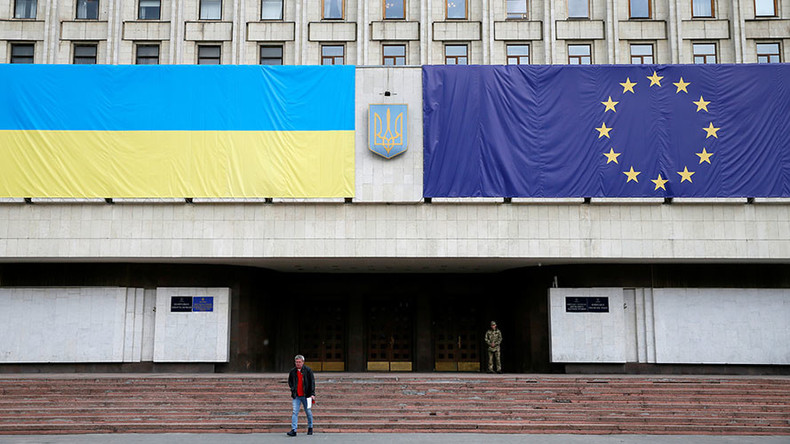 EU finalizes economic association agreement with Ukraine