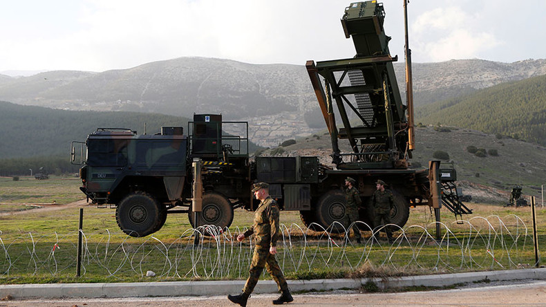 US moves Patriot missiles near Russian borders in 1st Baltic deployment
