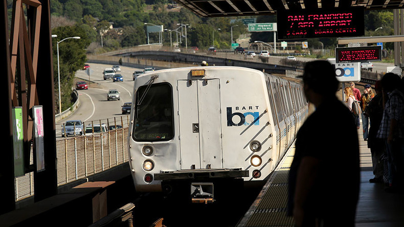 Bay Area Rapid Transit says showing crime videos would be racist