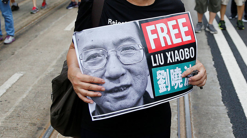 Secret recording released of Nobel winner Liu Xiaobo being medically treated