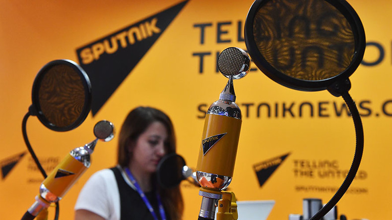 Sputnik Radio challenges MSM on 105.5 FM in Washington, DC