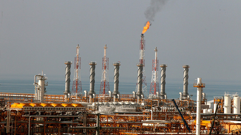 Iran looks to increase crude output to pre-sanctions levels