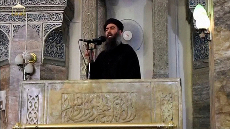 ISIS leader al-Baghdadi reported dead for 2nd time in 2 months