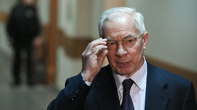 Former Ukrainian PM predicts 'imminent' regime change in Kiev