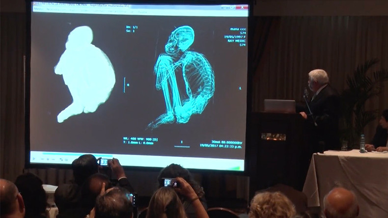5 'aliens' discovered near Nazca lines in Peru - Ufologist  (VIDEO, POLL)