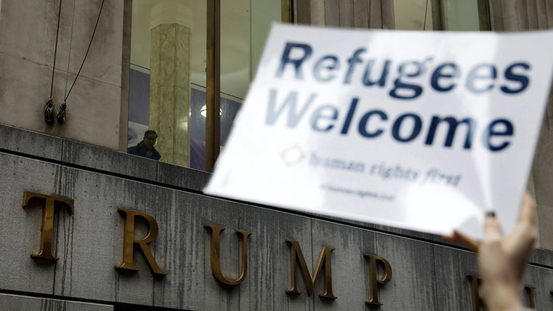 Tough vetting for new refugees entering US after 50,000 yearly limit reached