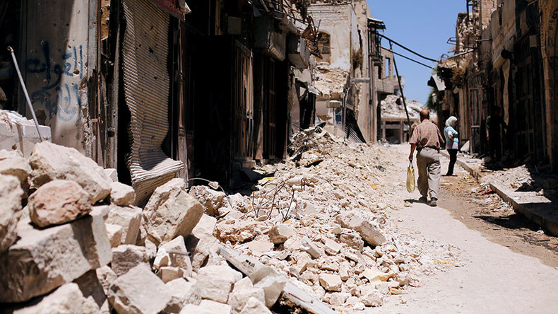 Aleppo & Mosul: A tale of two liberated cities