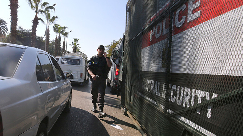 5 policemen shot dead in Egypt ambush – state media