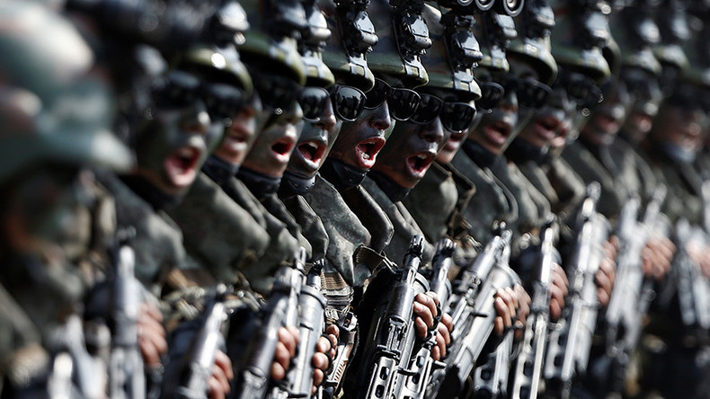 'US public subjected to media fearmongering over N. Korea'