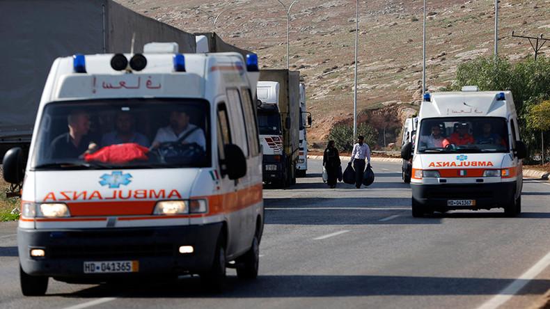 38, mostly children, injured as tour bus overturns in northern Turkey (PHOTOS)