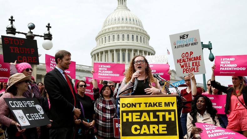 Bad poll numbers, vote delay & insurer opposition dog Senate healthcare bill