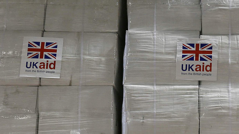 Millions in taxpayer cash handed out 'last minute' to meet foreign aid targets