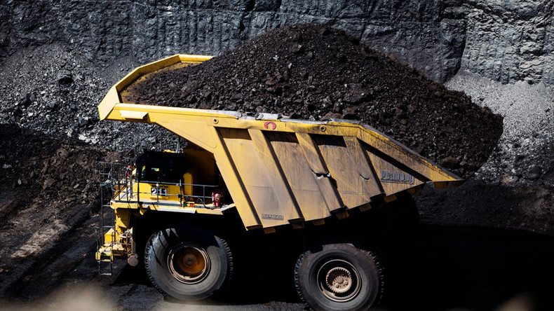 Ukraine paying three times more for American coal - EIA