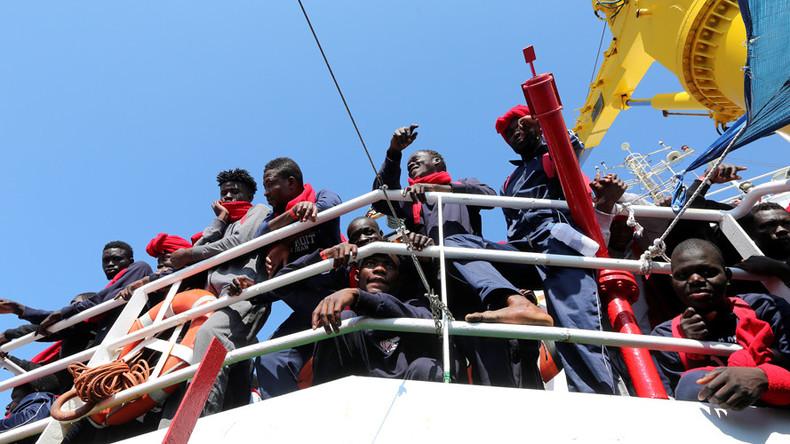 EU efforts to address Italy's migrant emergency a 'massive failure'