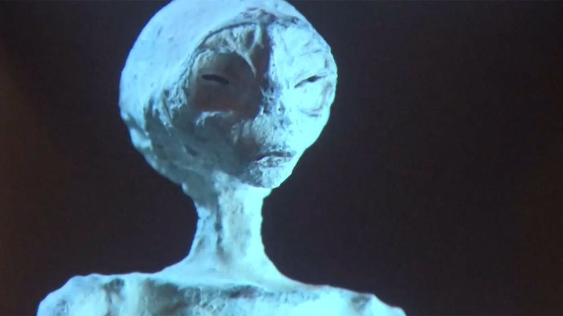 Ufologist 'confirms with scientific evidence' that aliens lived with humans on Earth