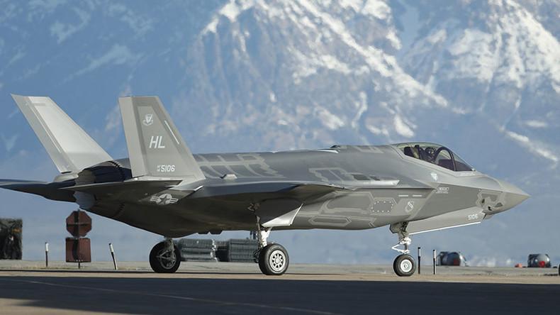 Arms giant Lockheed Martin makes a killing on UK warplane repairs