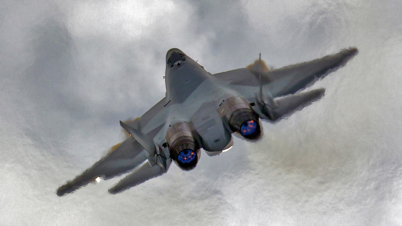 Russia & India to develop latest generation fighter jet