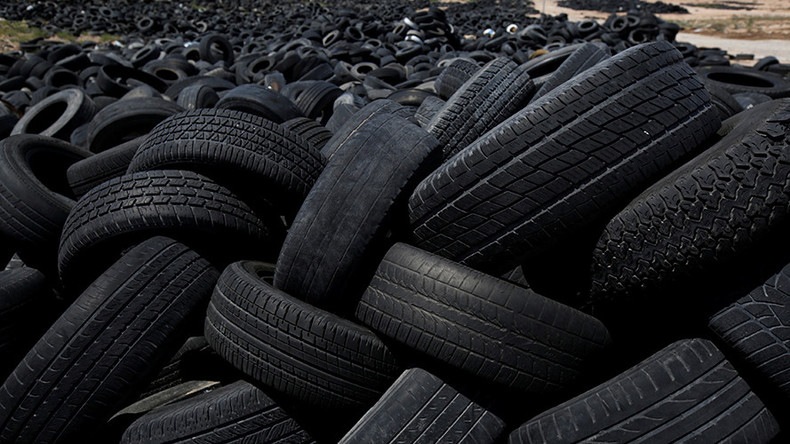 Virginia man gets inflated 137yr sentence for stealing tires & rims
