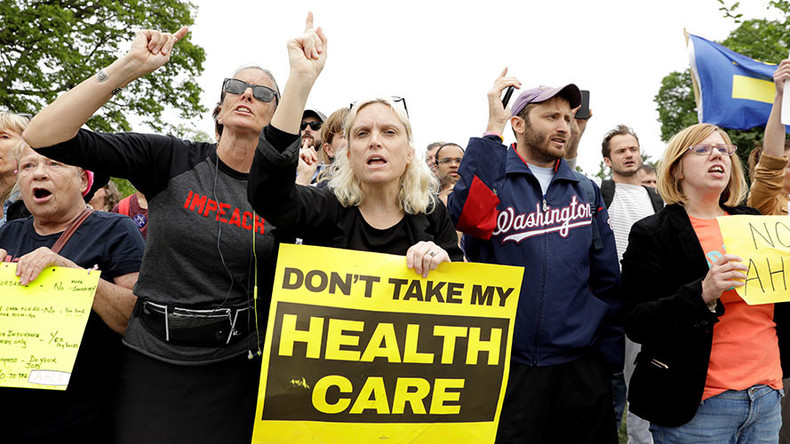 CBO projects 32mn uninsured by 2026 under Senate GOP repeal of Obamacare