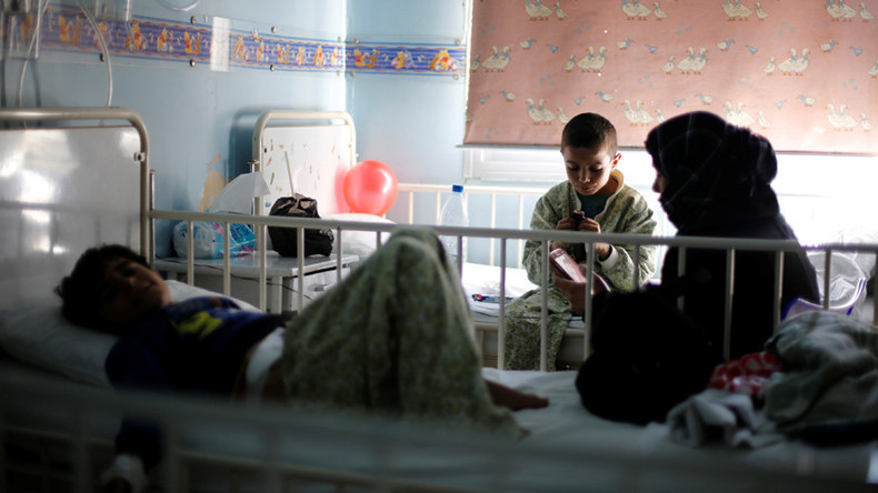 Real actions, not sanctions, needed to save public health in Syria