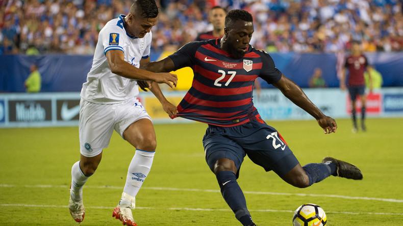 'Biting & nipple-twisting': US soccer team furious at El Salvador over Gold Cup antics