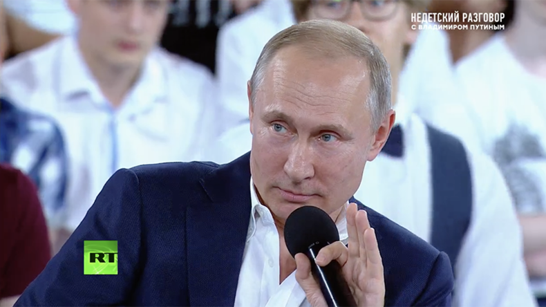 Putin undecided on new presidential term, but might go for it