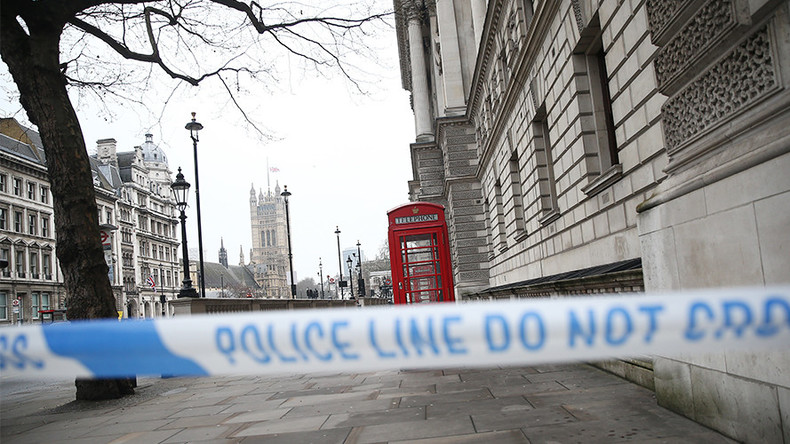 UK crime hits highest level in over a decade
