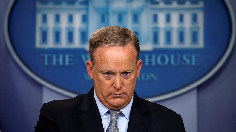 Sean Spicer resigns as White House press secretary, replaced by Sarah Huckabee Sanders
