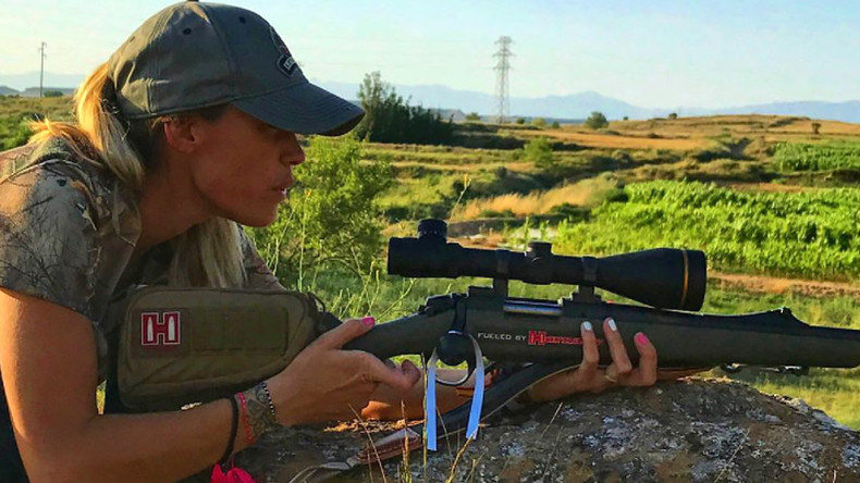 Female hunter found dead in apparent suicide
