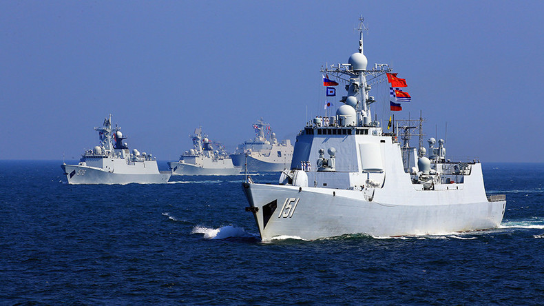 Russia-China exercises a 'natural response' to US-NATO military advances