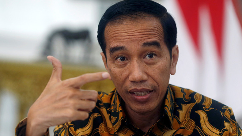'Gun them down. Give no mercy': Indonesian president channels inner Duterte