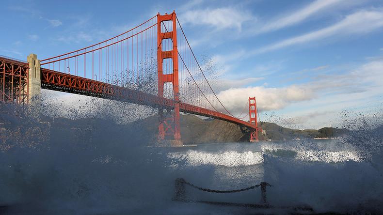 SF iconic Golden Gate Bridge to close traffic during marathon due to terrorist threat